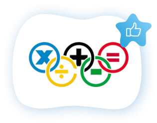 Возможность участия ребенка в международных олимпиадах по ментальной арифметике.